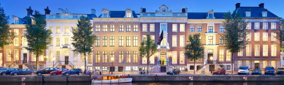 Golden Age reborn at Waldorf Astoria Amsterdam