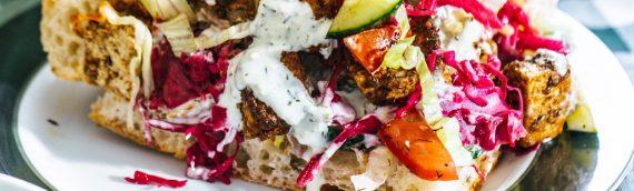 A Berlin Doner Kebab Without Jet Lag