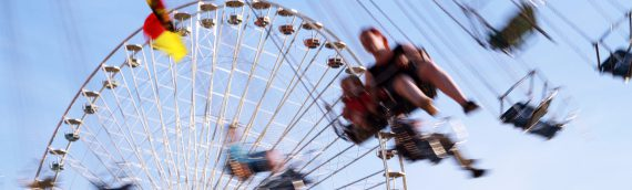 Theme parks and their fans still keen on high-tech, interactive tools developed during Covid